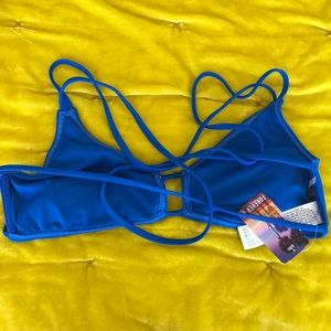 Forever 21 Swim - HOST PICK 🎉NEW Cobalt Blue 2 piece bikini